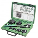 Greenlee Slug-Buster Knockout Kits