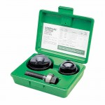 Greenlee 737BB Manual Round Standard Knockout Punch Kits