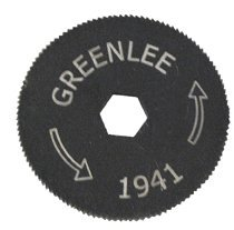 Greenlee 1941-5 Replacement Blades