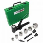 Greenlee 7908SBSP Speed Punch Knockout Punch Kits