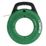 Greenlee FTSS438-100 Stainless Steel Fish Tapes