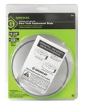 Greenlee 35721 Steel-Toothed Recessed Light Hole Saw Replacement Blades