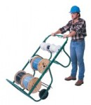 Greenlee 911 Wire Carts