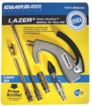 Guardair LZR6007KIT 7 Pc. Lazer Series Air Gun Kits
