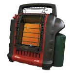 HeatStar MH9BX Mr. Heater Portable Buddy Heaters