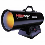 HeatStar HS35FA Portable Propane/Natural Gas Forced Air Heaters