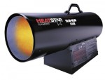 HeatStar HS400FAVT Portable Propane/Natural Gas Forced Air Heaters