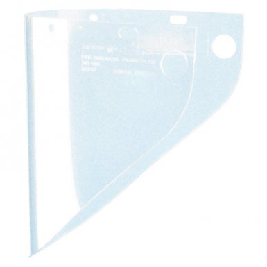 Honeywell 6750CL Fibre-Metal Faceshield Windows for Dual Crown Series
