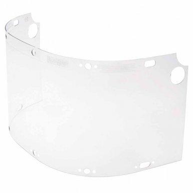 Honeywell 6750CLBP Fibre-Metal Faceshield Windows for Dual Crown Series