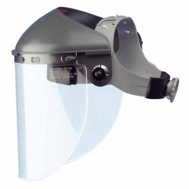 Honeywell F400 Fibre-Metal High Performance Faceshield Headgears