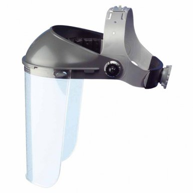 Honeywell F4500 Fibre-Metal High Performance Faceshield Systems for Hard Hats