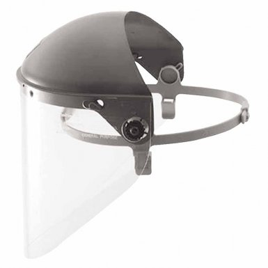 Honeywell F5500 Fibre-Metal High Performance Faceshield Systems for Hard Hats