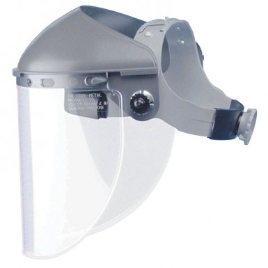 Honeywell F400BP Fibre-Metal High Performance Faceshield Headgears
