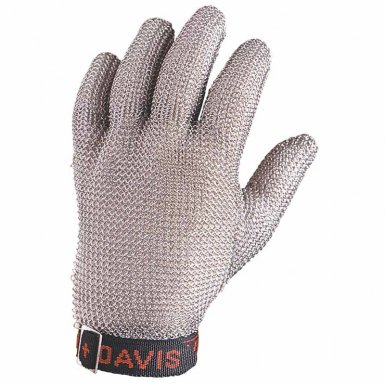 Honeywell A515m-d Hand Protection Stainless Steel Mesh Gloves