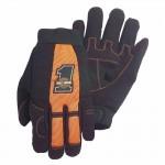 Honeywell HDMECH-1-S Harley-Davidson Hand Protection Mechanic's Gloves