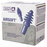 Honeywell DPAS-30W Howard Leight by  AirSoft Reusable Earplugs