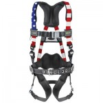 Honeywell ACP-QC-BDP/URW Miller AirCore Patriotic Steel Harnesses