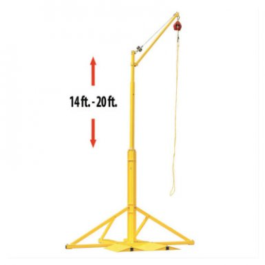 Honeywell SORBSYS Miller SkyORB Overhead Rotational Boom Anchor