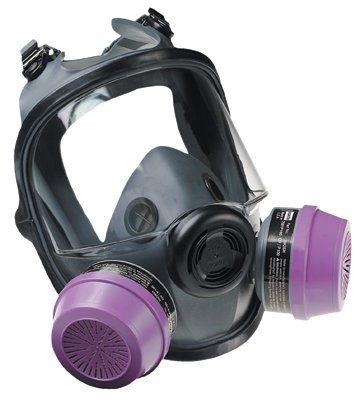 Honeywell 54001 North 5400 Series Low Maintenance Full Facepiece Respirators