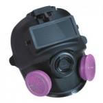 Honeywell 54001W North 5400 Series Low Maintenance Full Facepiece Respirators