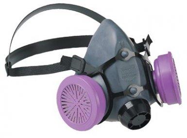Honeywell 550030L North 5500 Series Low Maintenance Half Mask Respirators