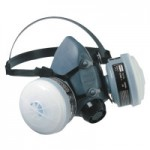 Honeywell 5501N95L North 5500 Series Low Maintenance Half Mask Respirators