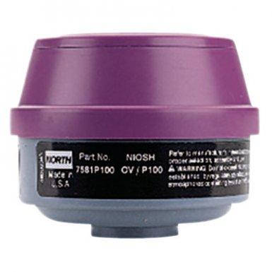 Honeywell 7584P100L North Combination Gas and Vapor Cartridges