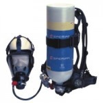 Honeywell 483121 North Cougar SCBA
