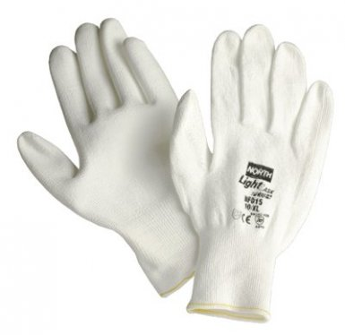 Honeywell NFD15/11XXL North Light Task Plus II Polyurethane-Coated Gloves