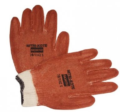 Honeywell 78/1142M North Nitri-Kote Nitrile Fully Coated Gloves