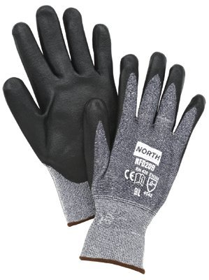 Honeywell NFD20B/7S North NorthFlex Light Task Plus 5 Coated Gloves