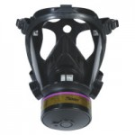 Honeywell 763000 North Survivair Opti-Fit Tactical Gas Mask