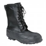 Honeywell A521-BLK-070 Servus Leather Top Insulated Work Boots