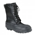 Honeywell A521-BLK-080 Servus Leather Top Insulated Work Boots