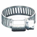 Ideal 6204 62P Series Small Diameter Clamps