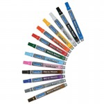 ITW Professional Brands 84001 DYKEM BRITE-MARK Medium Markers
