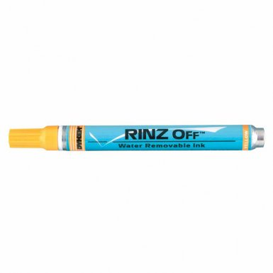 ITW Professional Brands 91757 DYKEM RINZ OFF Water Removable Temporary Markers