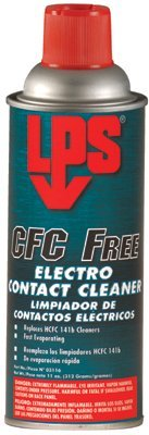 LPS CFC Free Electro Contact Cleaners