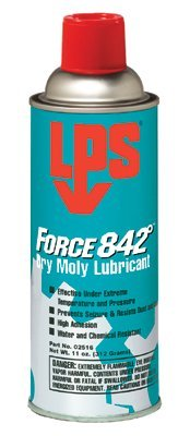 ITW Professional Brands 2516 LPS Force 842 Dry Moly Lubricants