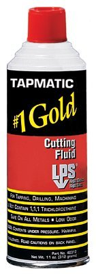 ITW Professional Brands 40312 LPS Tapmatic #1 Gold Cutting Fluids
