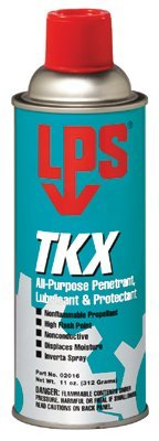 ITW Professional Brands 2016 LPS TKX All-Purpose Penetrant Lubricants and Protectants