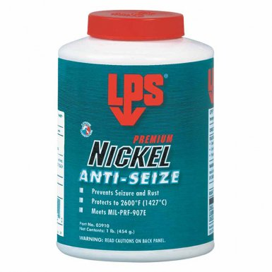 ITW Professional Brands 3910 LPS Nickel Anti-Seize Lubricants