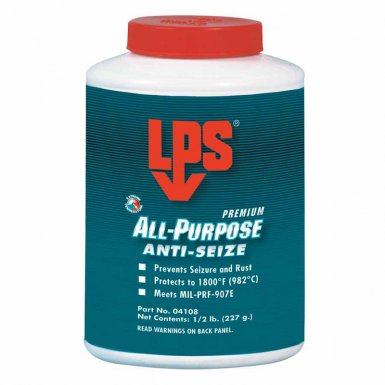 ITW Professional Brands 4108 LPS All-Purpose Anti-Seize Lubricants