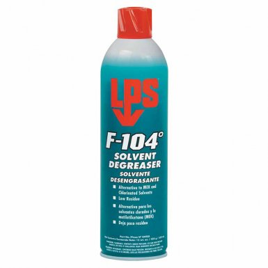 ITW Professional Brands 4920 LPS F-104 Fast Dry Solvent/Degreasers