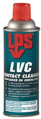 ITW Professional Brands 5416 LPS CFC Free NU LVC Contact Cleaners
