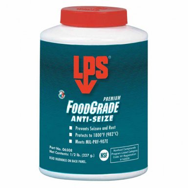 LPS Food Grade Anti-Seize Lubricants