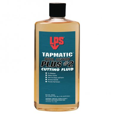 ITW Professional Brands 40220 LPS Tapmatic Dual Action Plus #2 Cutting Fluids