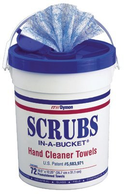 ITW Professional Brands 42272 SCRUBS Hand Cleaner Towels