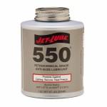 Jet-Lube 15504 550 Nonmetallic Anti-Seize Compounds
