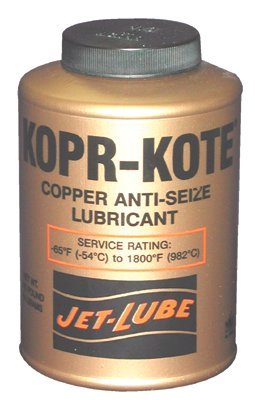 Jet-Lube 10002 Kopr-Kote High Temperature Anti-Seize & Gasket Compounds